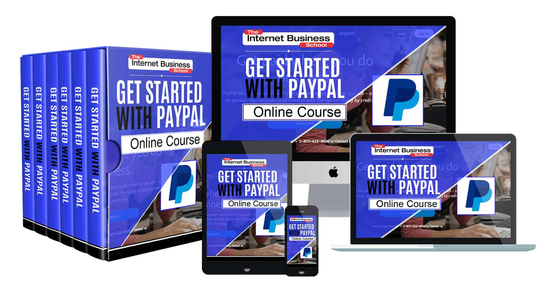 Get Started With PayPal Course