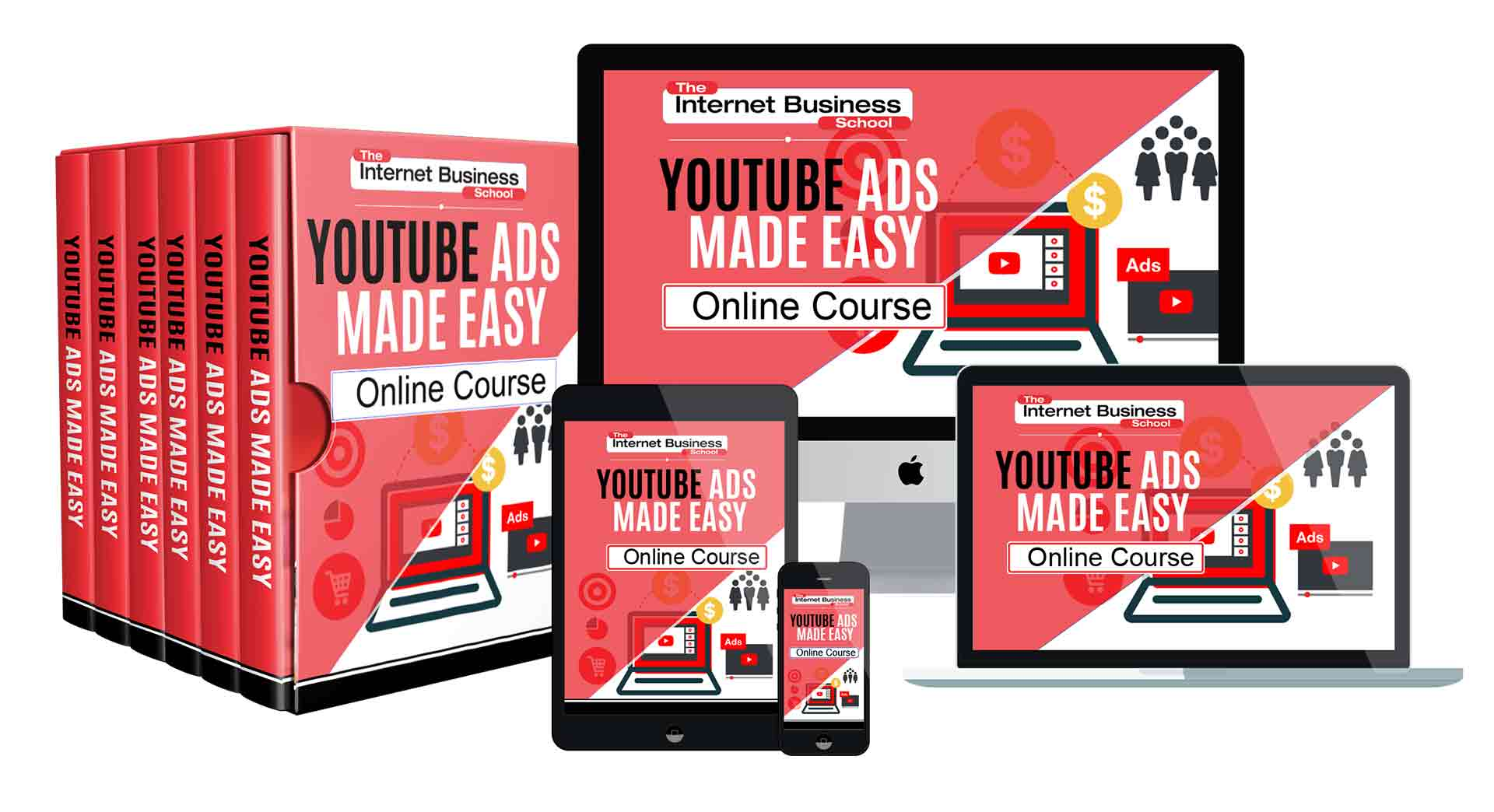YouTube Ads Made Easy Course