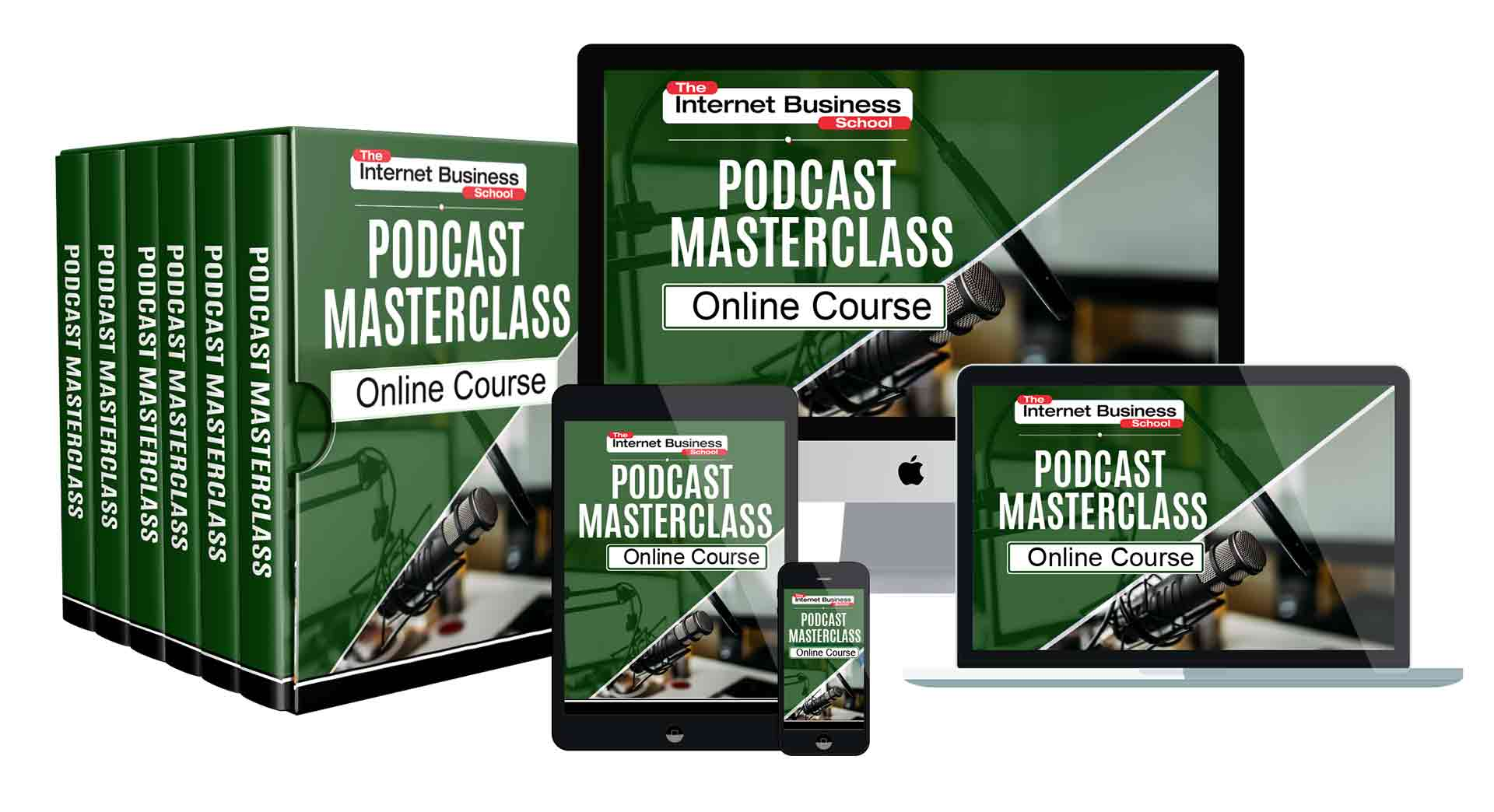 Podcast Masterclass - Cotswold Websites