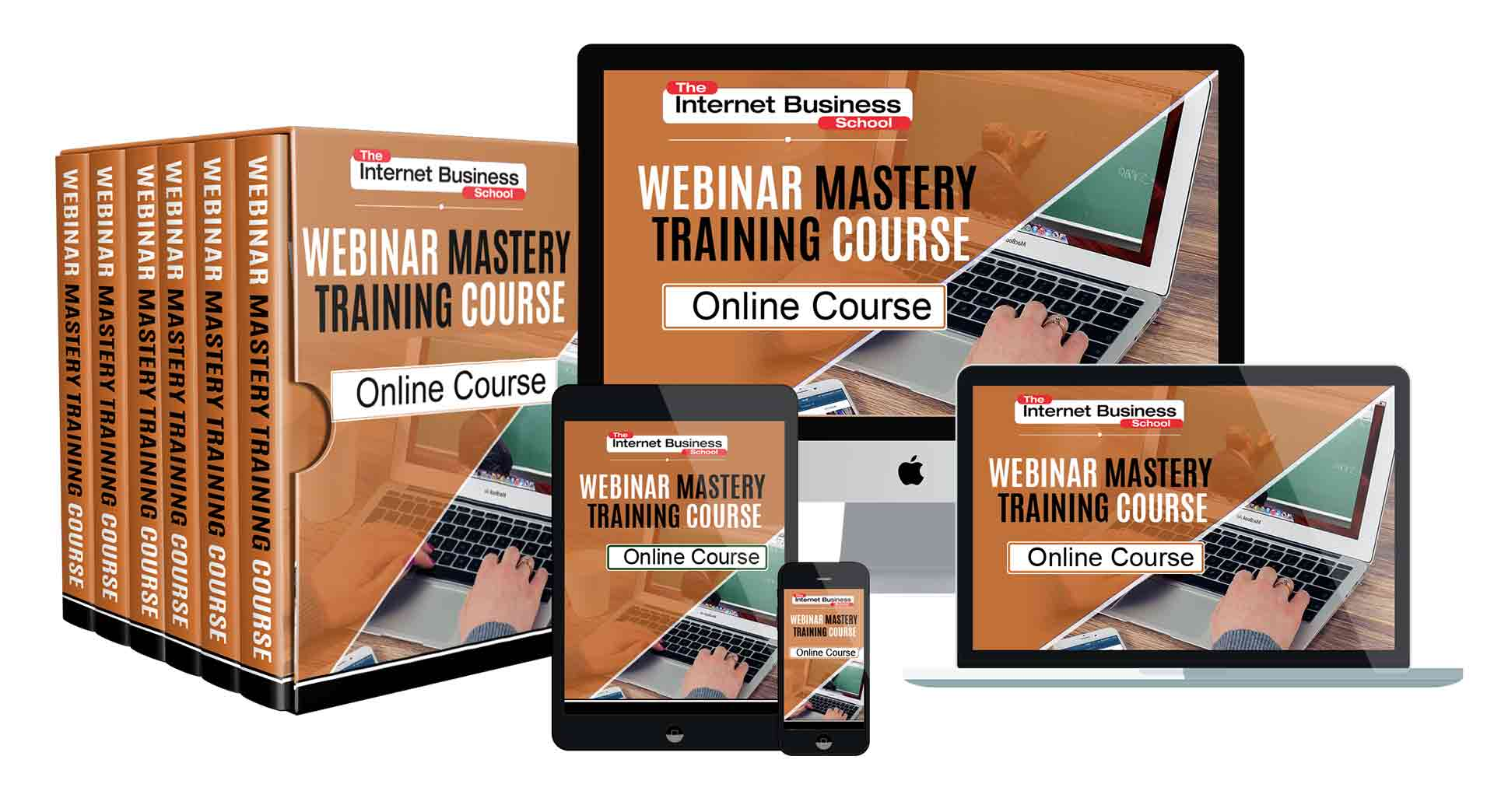 Webinar Mastery Course - Cotswold Websites