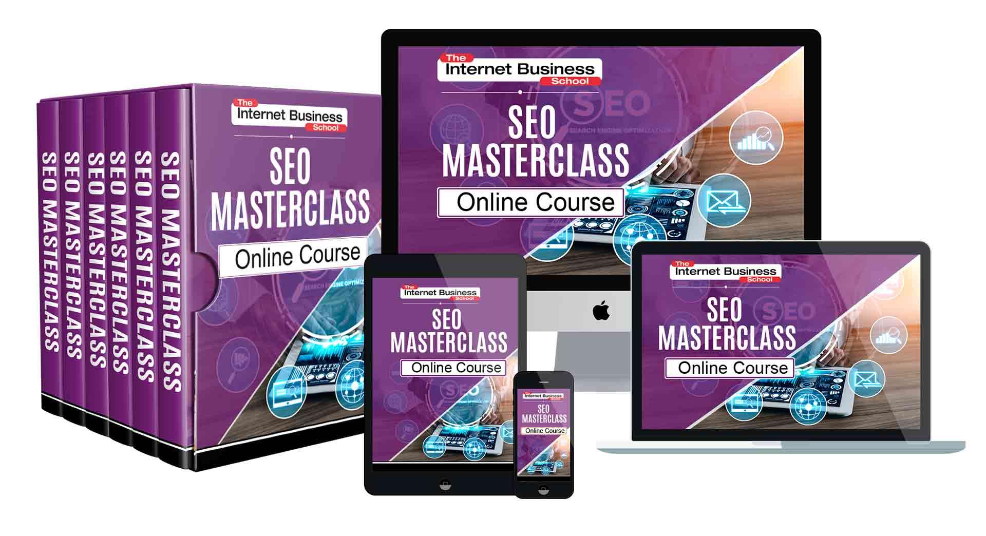 SEO Masterclass Course - Cotswold Websites