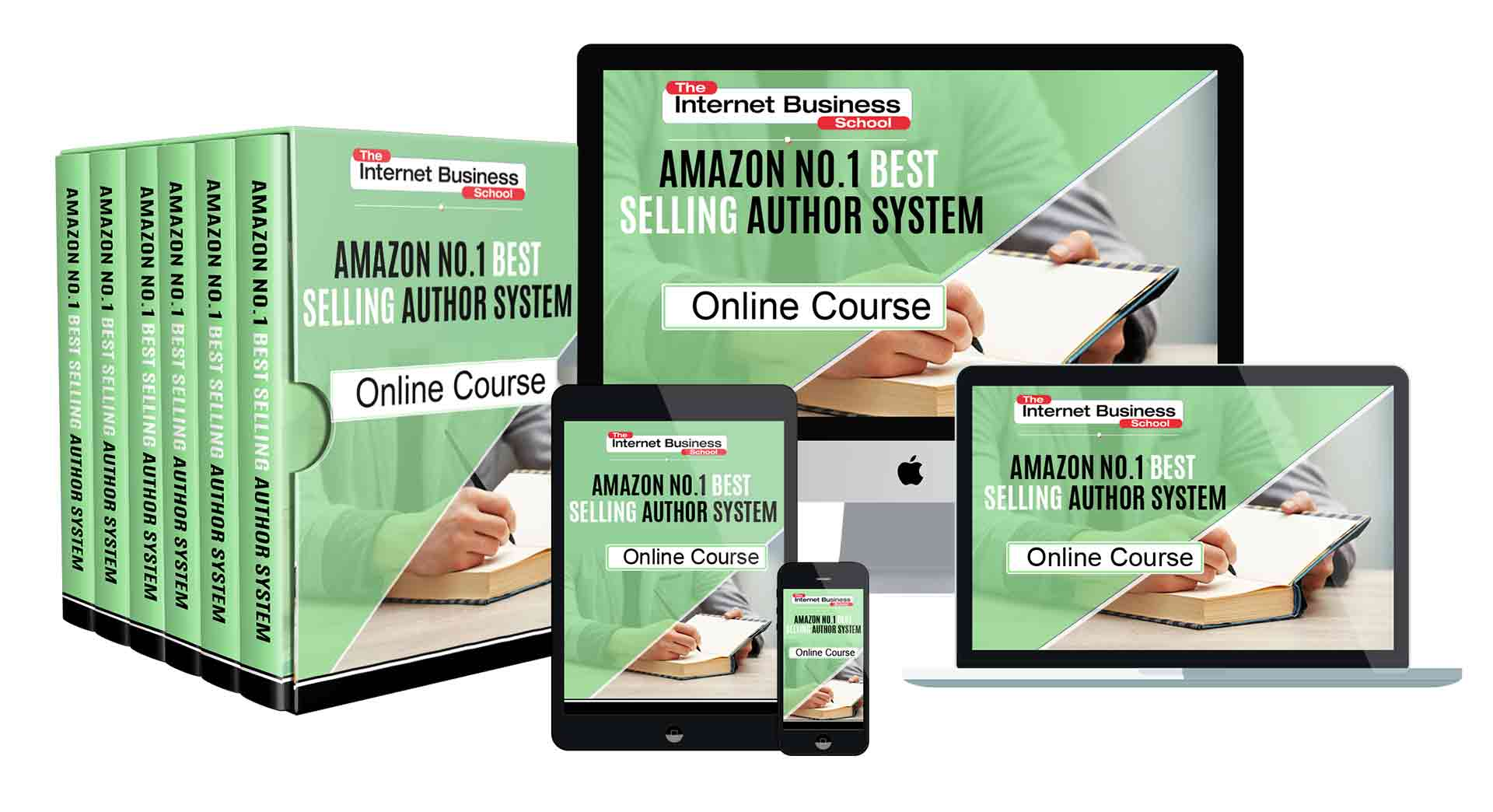 Amazon Number One Best Selling Author Course - Cotswold Websites