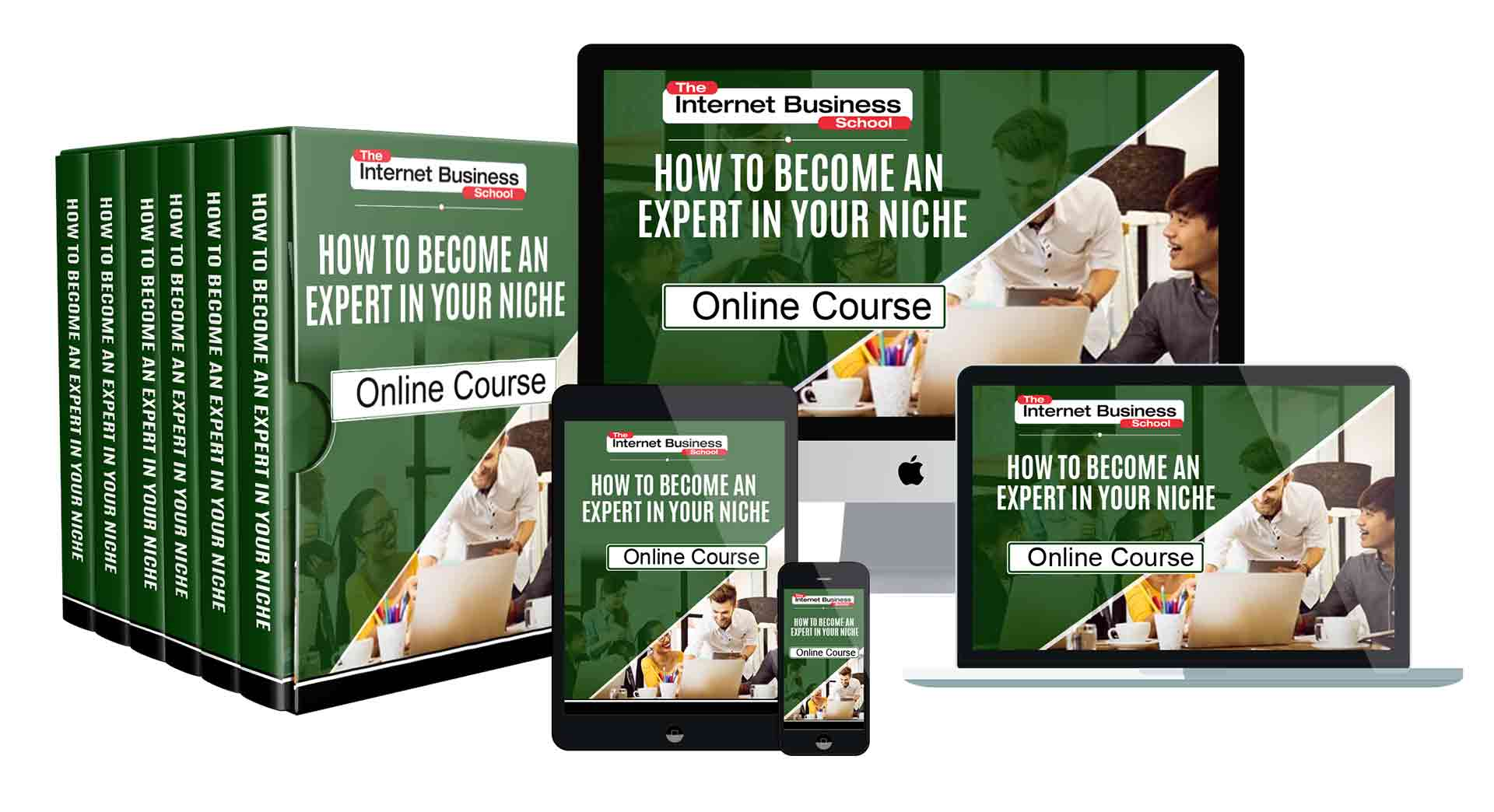 How To Become An Expert In Your Niche Course - Cotswold Websites