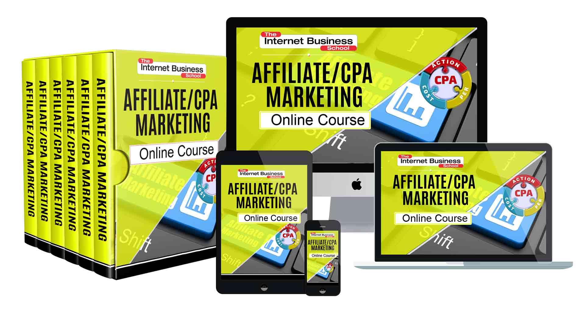 Affiliate / CPA Marketing Course