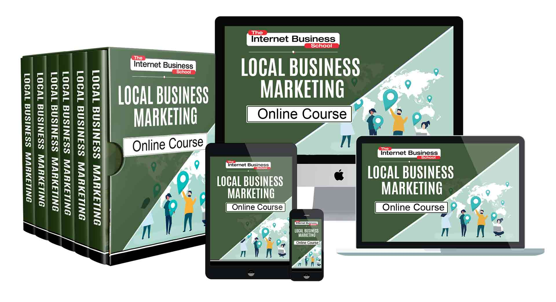 Local Business Marketing Online Course