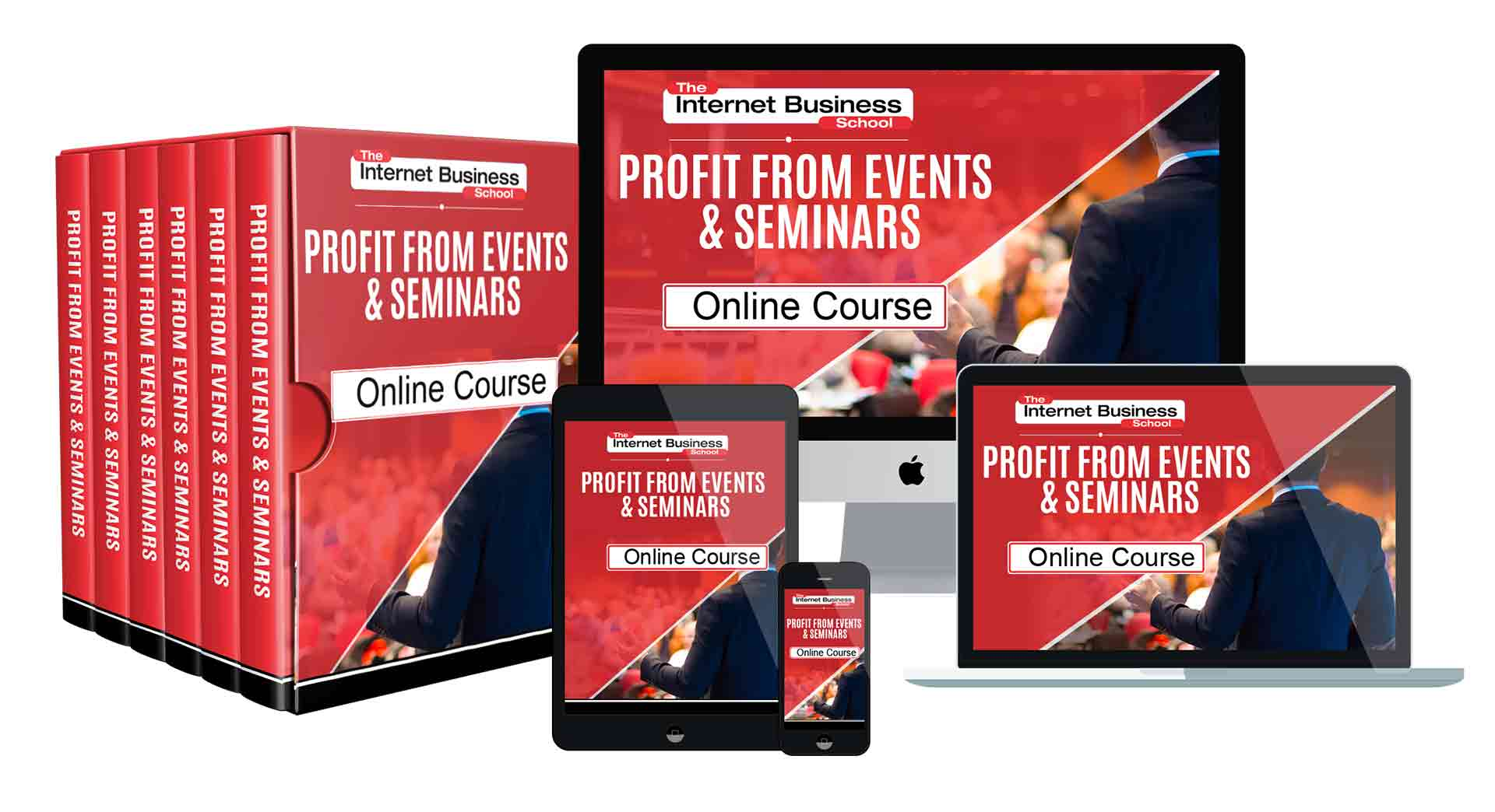 Profit From Events and Seminars Course