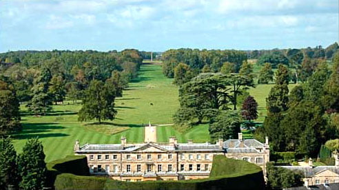 Cirencester Park - Cotswold Websites