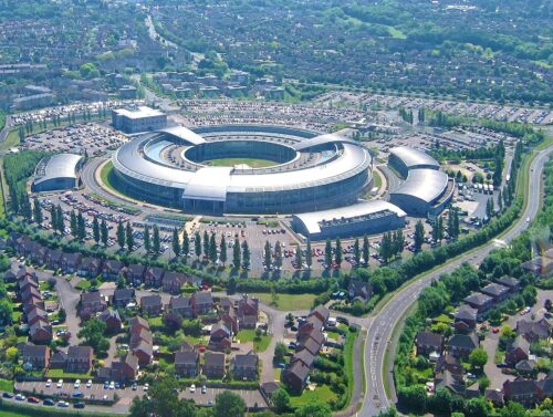 GCHQ Cheltenham - Web Design By Cotswold Websites