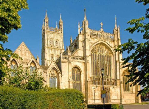 Gloucester Cathedral - Cotswold Websites