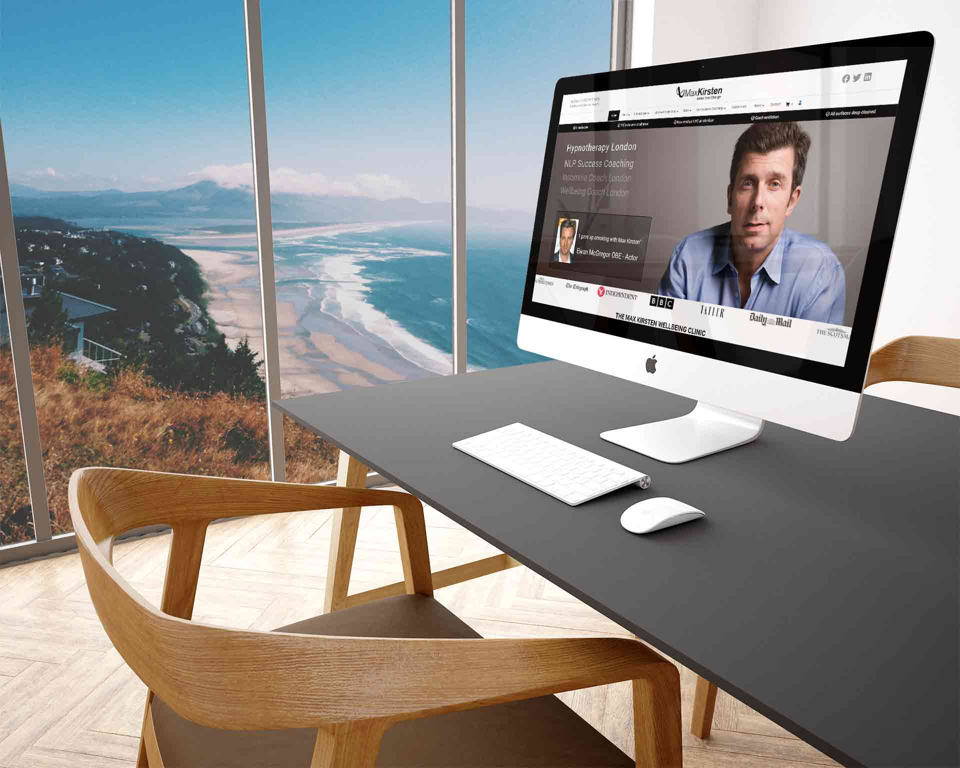 Web Design For Hypnotherapists