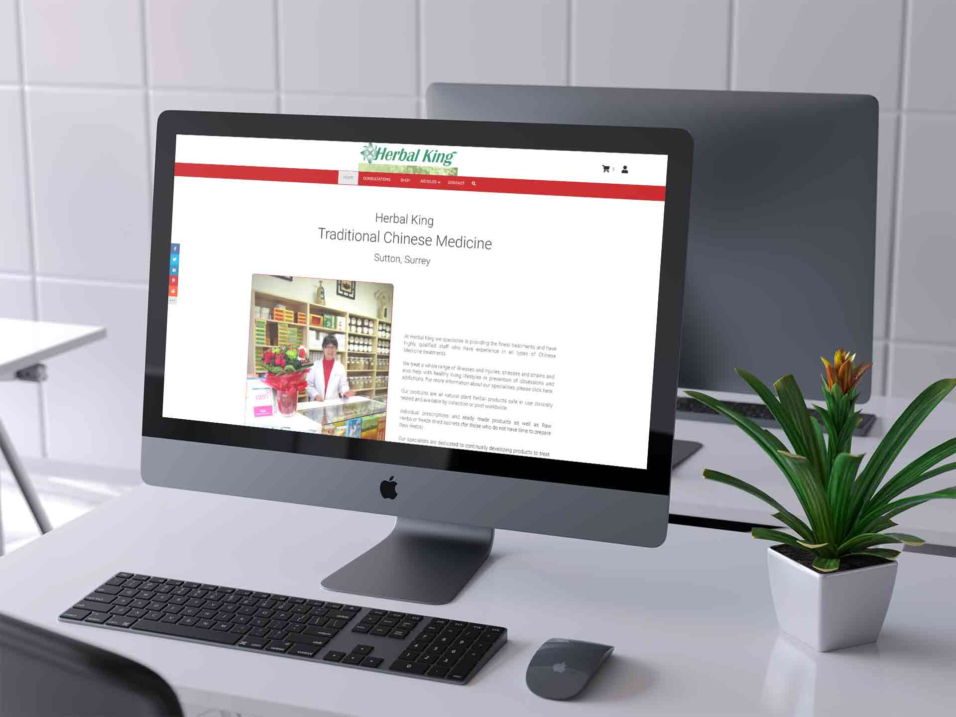 Web Design For Restoration Projects