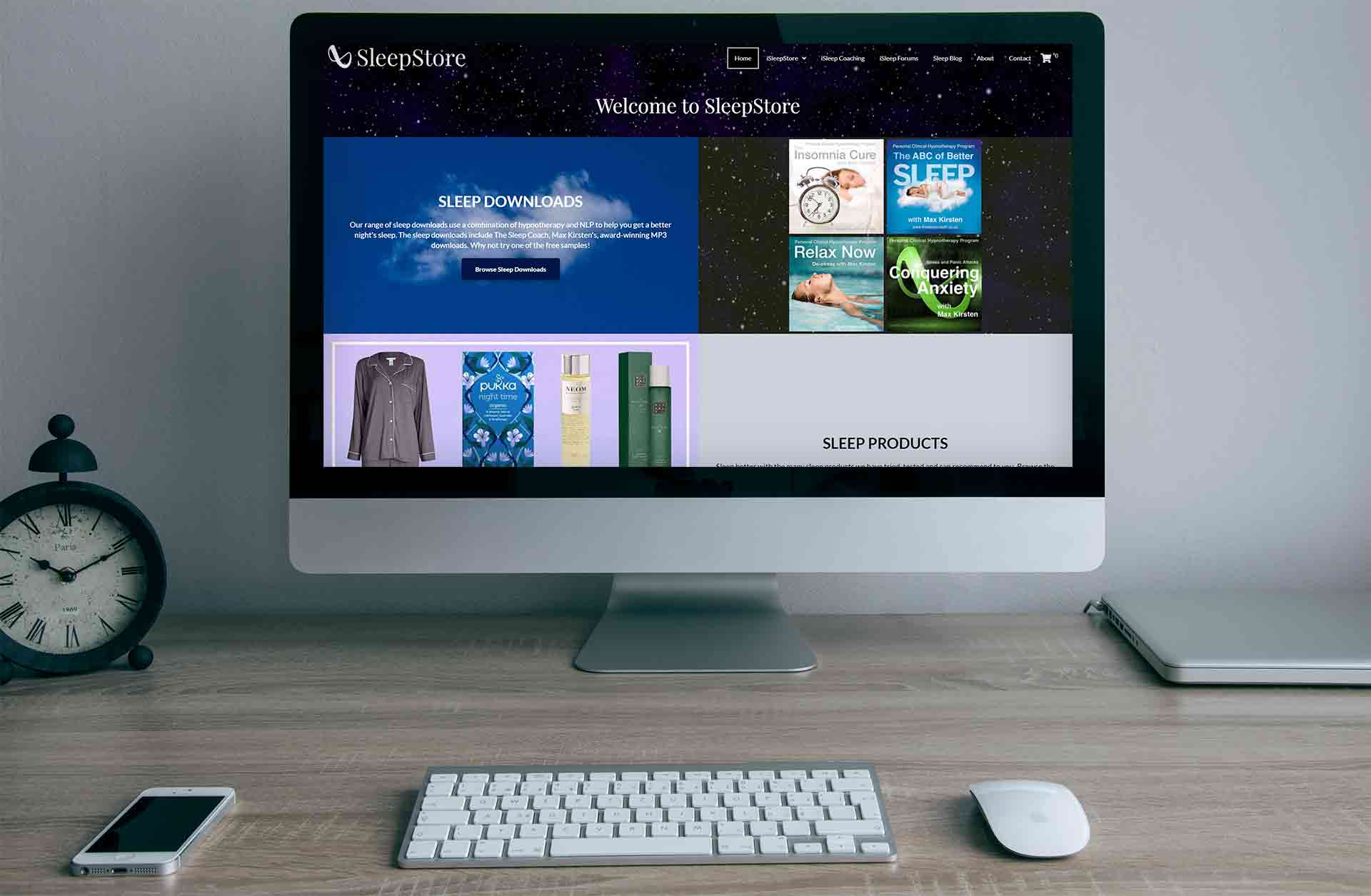Web Design For eCommerce Store