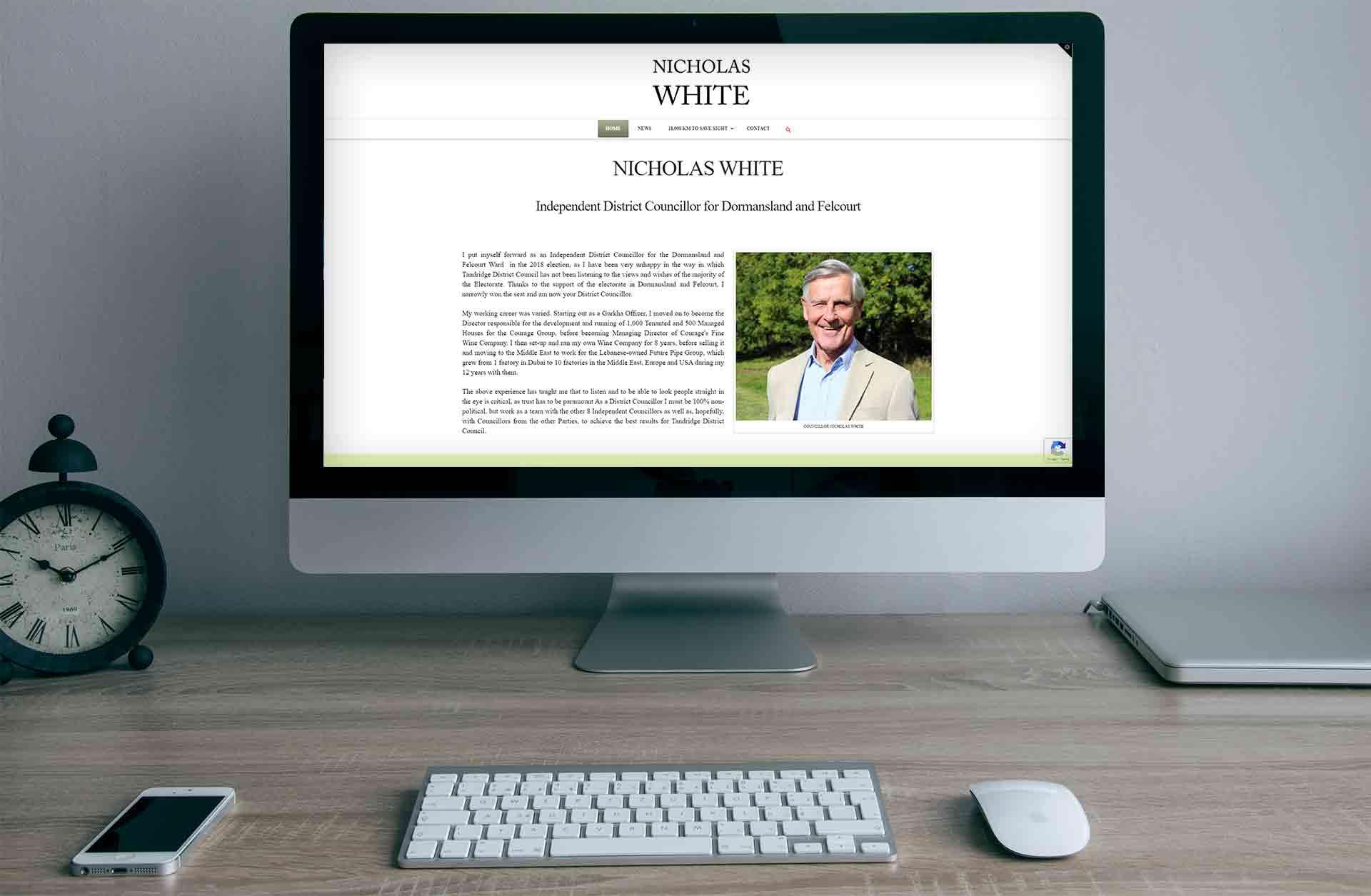 Web Design For Politicians