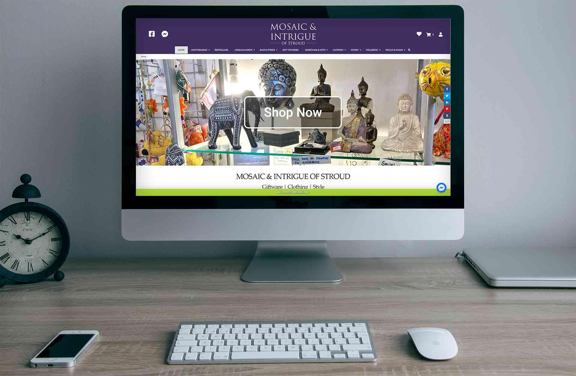Web Design For Retailers