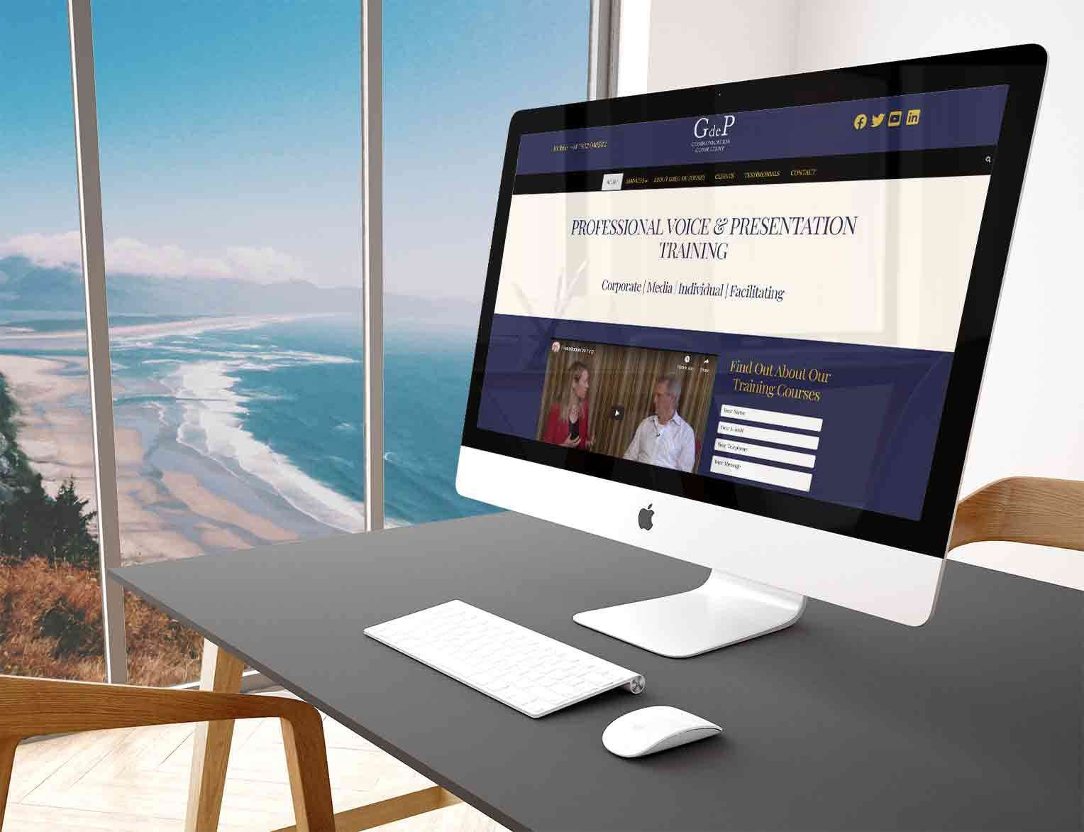 Web Design For Trainers